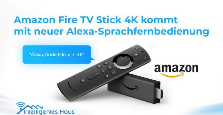4K Fire TV Stick