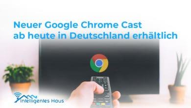 dritte Generation Chrome Cast