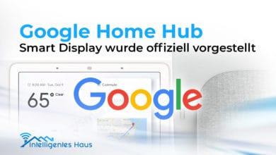 Smart Display von Google