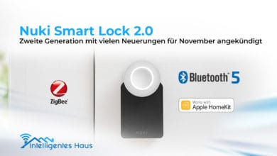 Nuki Smart Lock zweite Generation