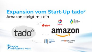 Amazon investiert in Tado