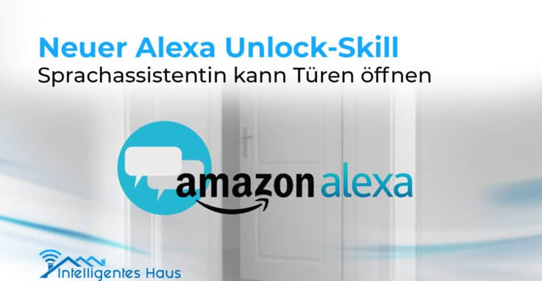 Alexa Unlock Skill