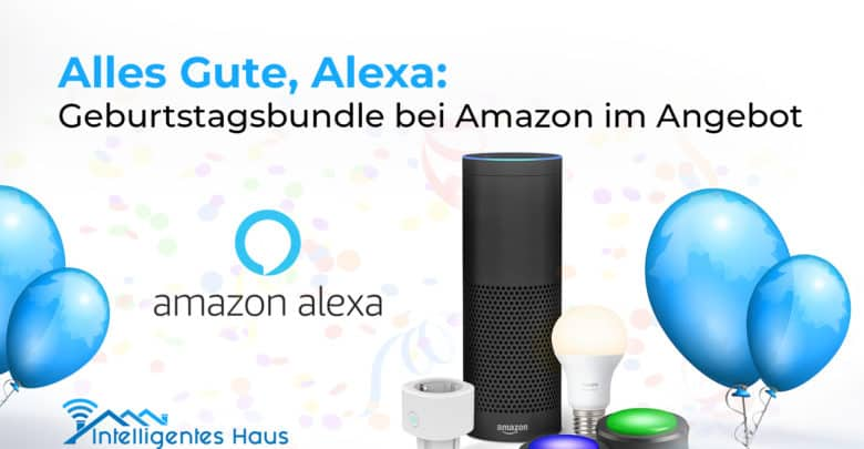 Geburtstagsbundle Alexa