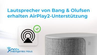 AirPlay2-Unterstützung