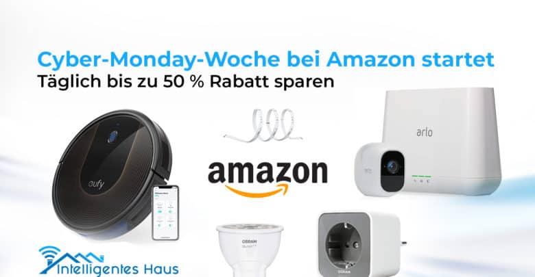 Cyber-Monday-Woche 2018