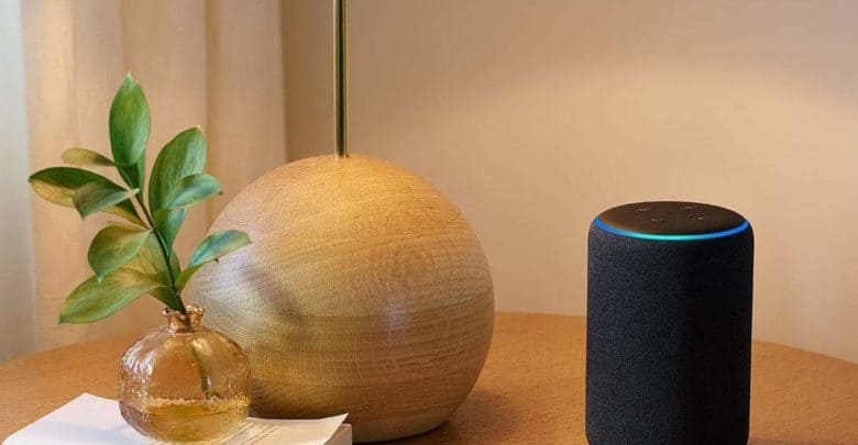 zweite Generation Amazon Echo