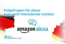 Folgefragen für Alexa