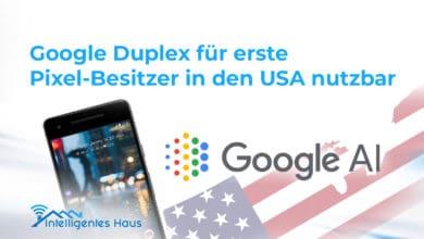 Google Duplex für Pixel-Nutzer