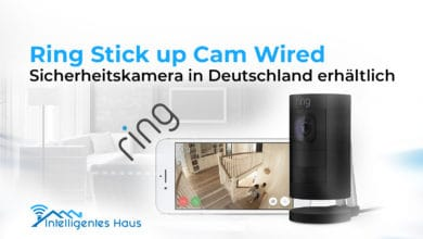 Stick up Cam Wired
