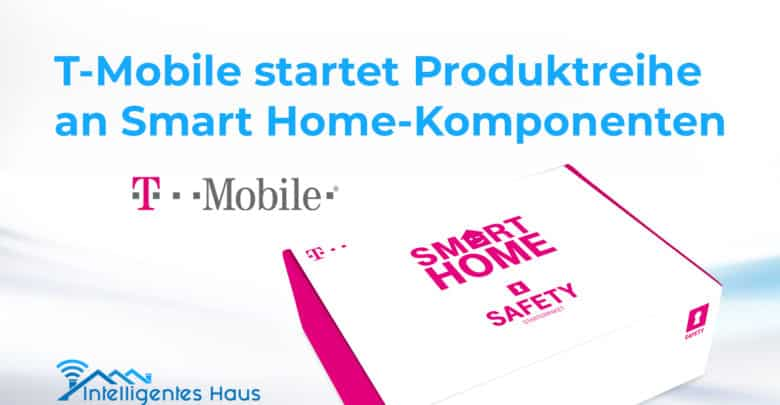 Smart Home Lösung T-Mobile