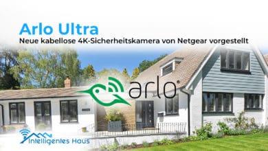 Arlo Ultra Sicherheitskamera