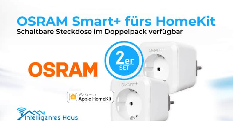Smart Plug fürs HomeKit