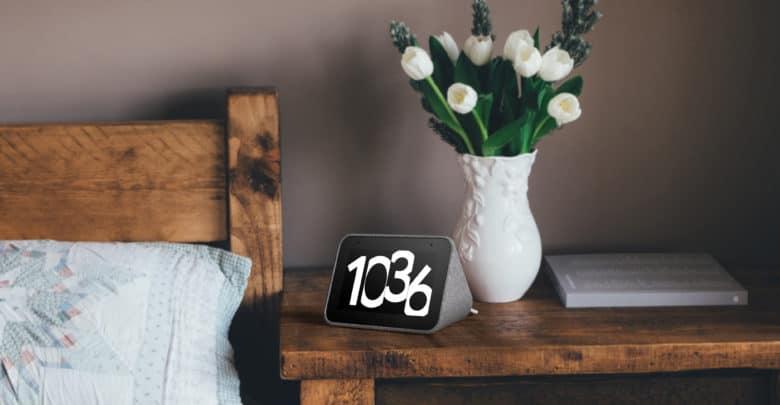 Smart Clock von Lenovo