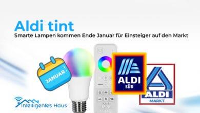 smarte Lampen bei Aldi