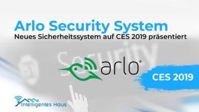 Sicherheitssystem von Arlo