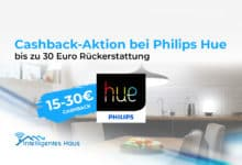 Cashback-Aktion Philips Hue