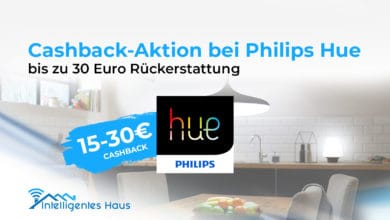 Cashback-Aktion Philips Hue