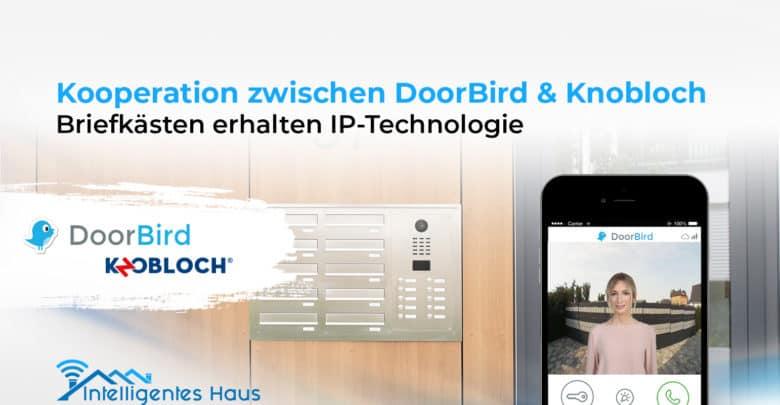 Kooperation DoorBird und Knobloch