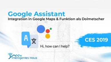 Photo of Google Assistant: Integration in Google Maps & Funktion als Dolmetscher