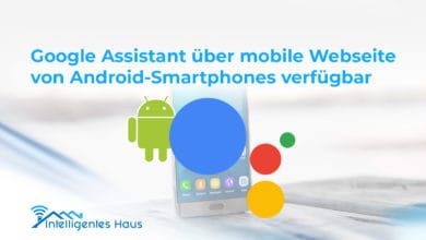 mobile Google Startseite