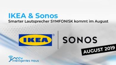 IKEA und Sonos Smart Speaker