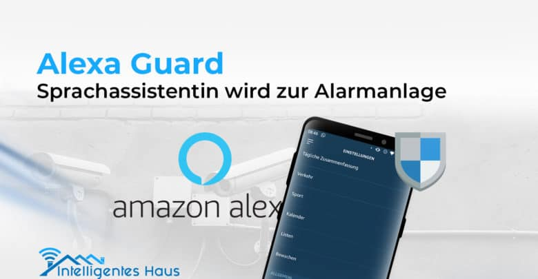 Alexa Guard Funktion