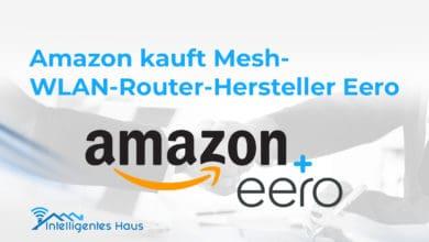 Eero von Amazon gekauft