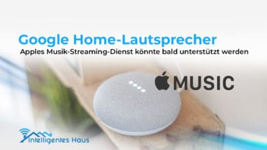 Apple Music für Home-Speaker