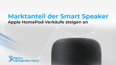 Photo of Marktanteil der Smart Speaker: Apple HomePod-Verkäufe steigen an