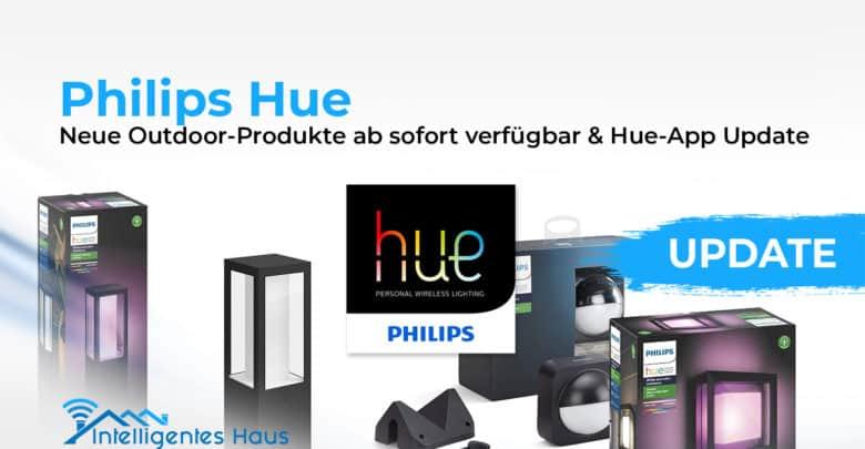 Hue Outdoor-Produkte verfügbar