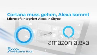 Cortana entfernt aus Skype