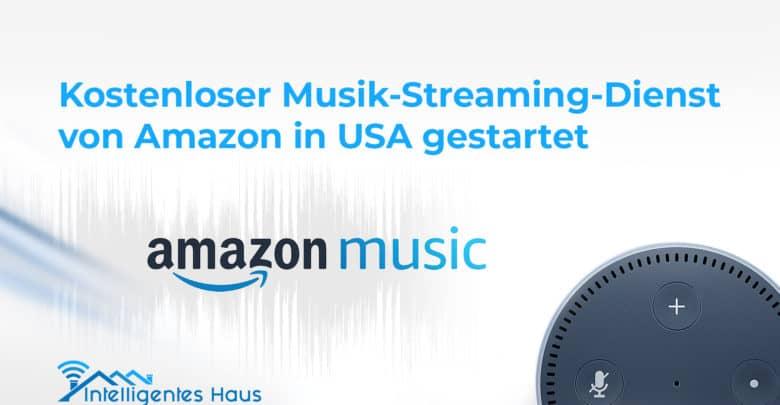 kostenloser Musik-Streaming-Dienst