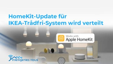 Update HomeKit Tradfri