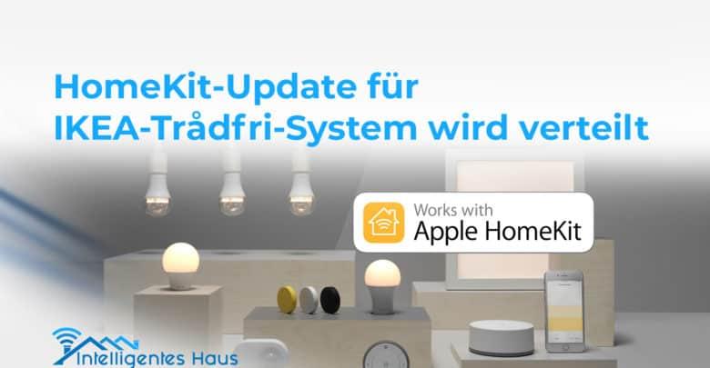 Update HomeKit Tradfri