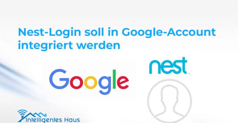 Nest-Login in Google-Account