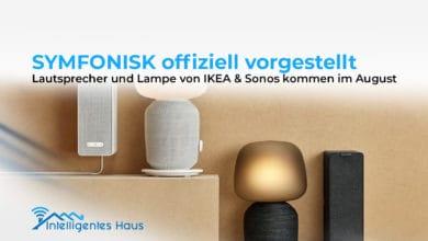 IKEA stellt SYMFONISK vor