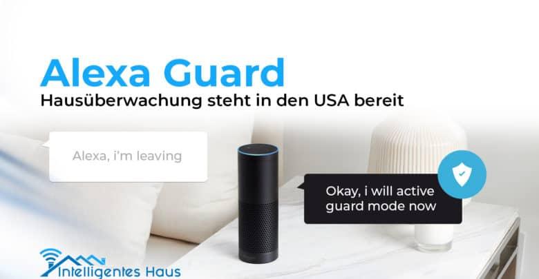 Hausüberwachung startet in den USA