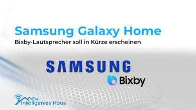 Bixby-Lautsprecher