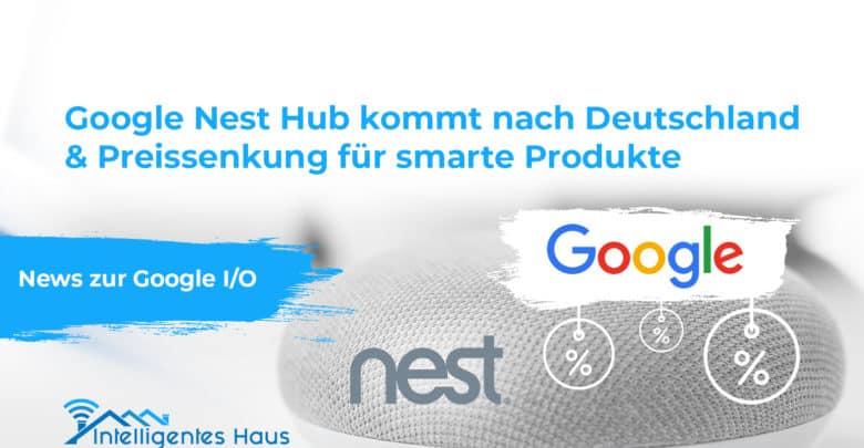 google home hub deutschland