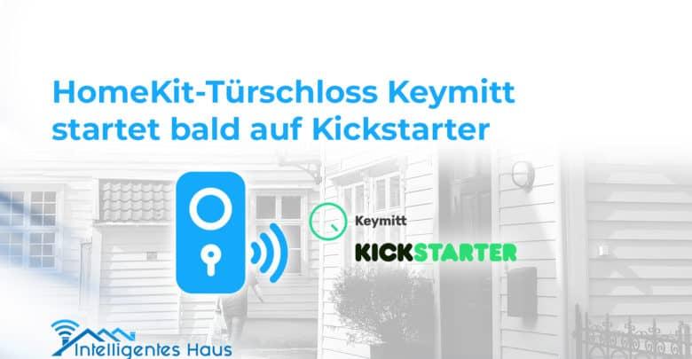 smartes Türschloss Kickstarter