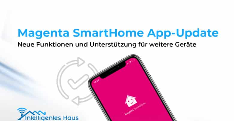 magenta smarthome app update h lt neue features bereit. Black Bedroom Furniture Sets. Home Design Ideas