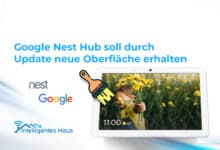 neues Design Nest Hub