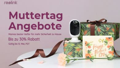 Reolink Muttertags-Angebote