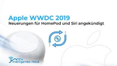 neue Funktionen für HomePod und Siri