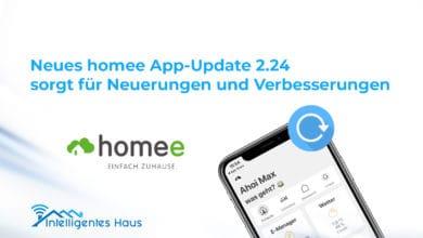 App Update Homee