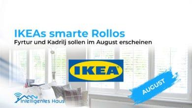 smarte Rollos von IKEA