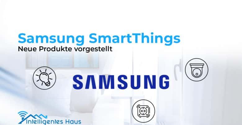 SmartThings Geräte
