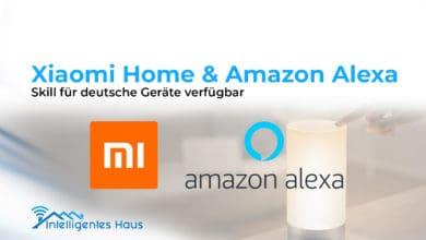 Xiaomi Home Skill für Alexa