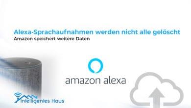 Alexa-Sprachaufnahmen