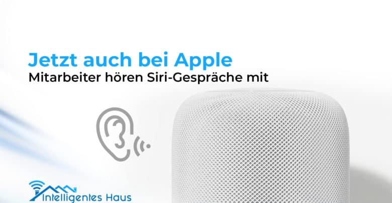 Siri-Gespräche
